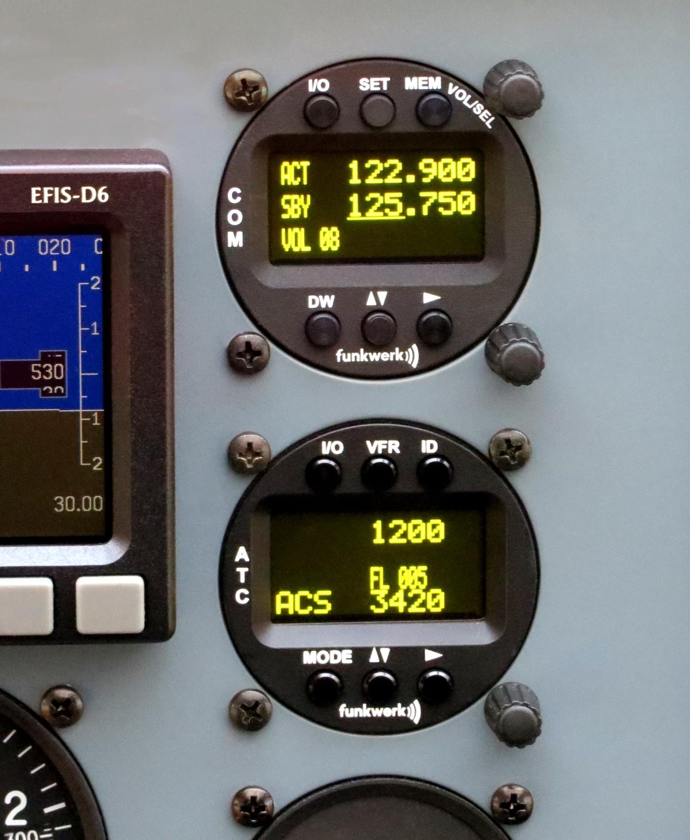 Avions Radios VHF